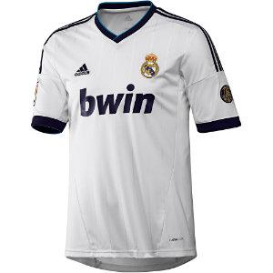 maglia real madrid 2012-2013