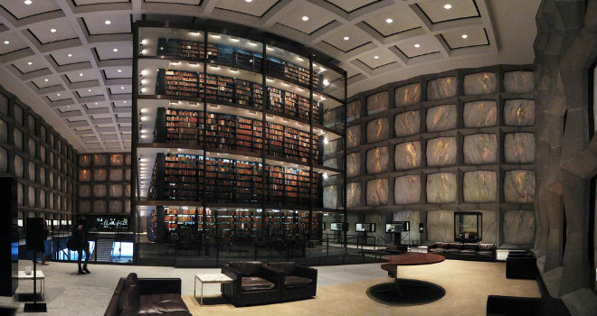 yale-universitys-beinecke-rare-book-and-manuscript-library