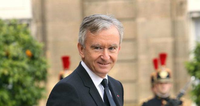 Patrimonio: 29 miliardi di dollari Nazione: Francia Fonte di guadagno: LVMH