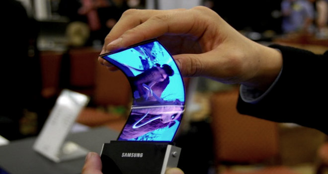 Samsung-display-indossabile-flessibile
