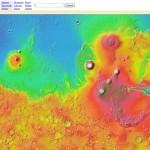 Un'altra funzione di Google Earth permette di esaminare e monitorare il pianeta Marte. Incredibile ma vero, questo servizio permette di filtrare liberamente la ricerca di montagne, crateri ed intere regioni del suolo marziano.