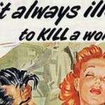 Il manifesto di Pitney-Bowes faceva riferimento ad una concezione della donna superata ormai da decenni.