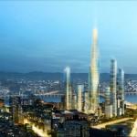 Verrà costruito a Seoul entro il 2014 e sarà il primo grattacielo al mondo a potersi rendere invisibile. La Torre Infinity, come è stata ribattezzata, sarà alta 450 metri e disporrà di pareti a Led, giochi di videocamere e proiezioni che lo renderanno davvero invisibile nella notte confondendosi col resto del panorama. L'edificio consentirà inoltre ai visitatori di affacciarsi da 392 metri di altezza e usufruire del parco attrazioni circostante.