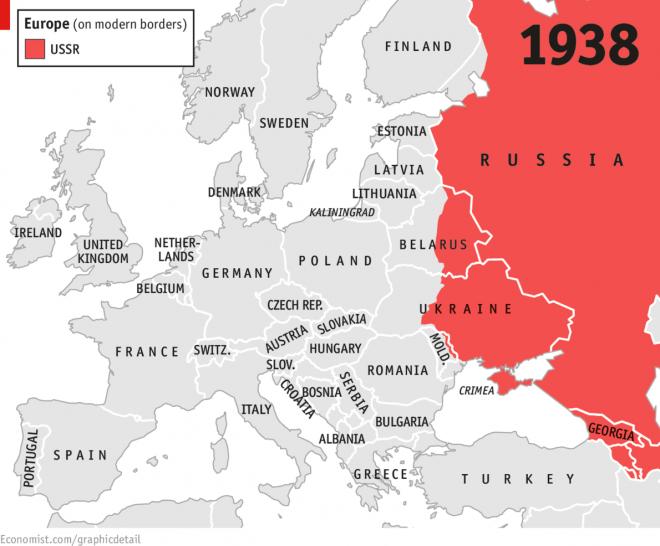 1938 Russia