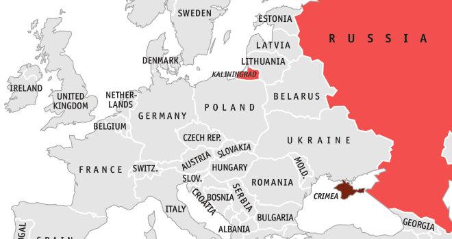 Russia Oggi Cartina.Russia Il Cambiamento Dei Confini Negli Ultimi 75 Anni Smartweek