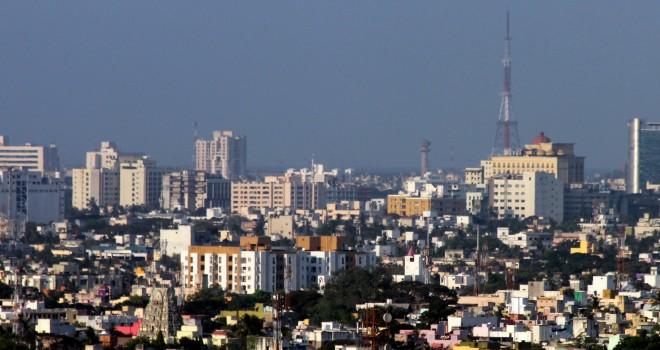 Chennai_Skyline_Anna_Salai
