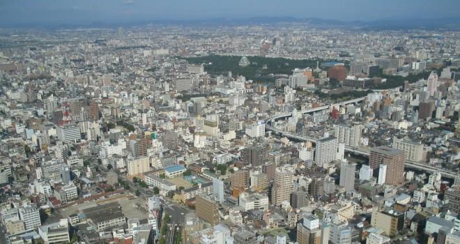 Nagoya_uitzicht