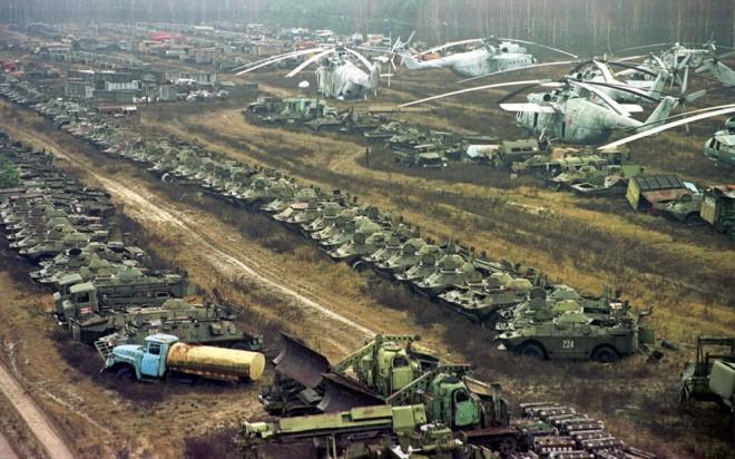 UKRAINE CHERNOBYL FOREVER