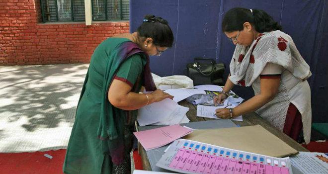 Elezioni India