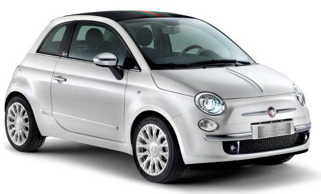 auto rubate Fiat 500