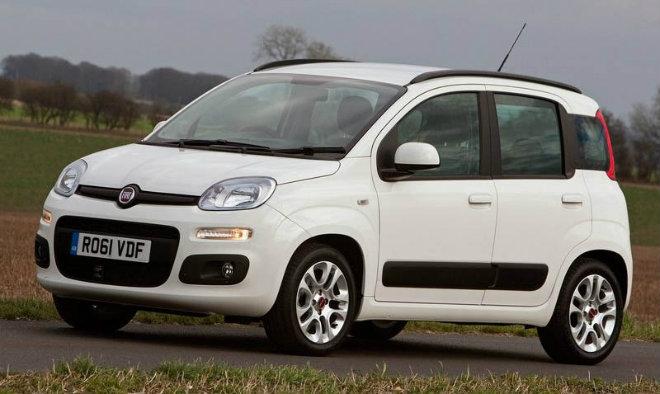 auto rubate Fiat-Panda