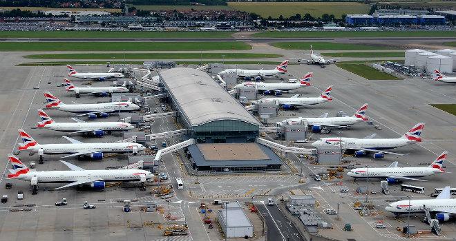 Aeroporti più Belli del Mondo Heathrow