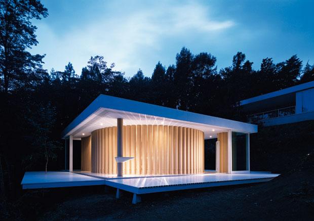 Shigeru Ban Paper house-