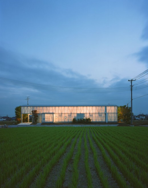 Shigeru-Ban Naked House