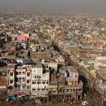10. Delhi, Popolazione: 11 007 835, Anno di rilevamento: 2011) India