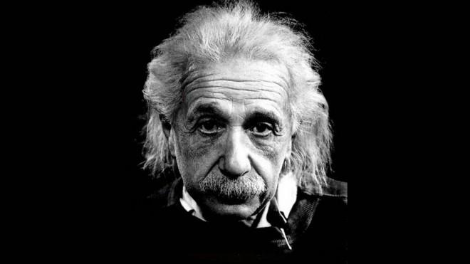 Einstein ritratto