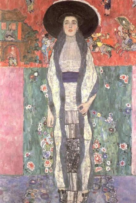 Gustav+Klimt+-+Portrait+of+Adele+Bloch-Bauer02+(1912)+