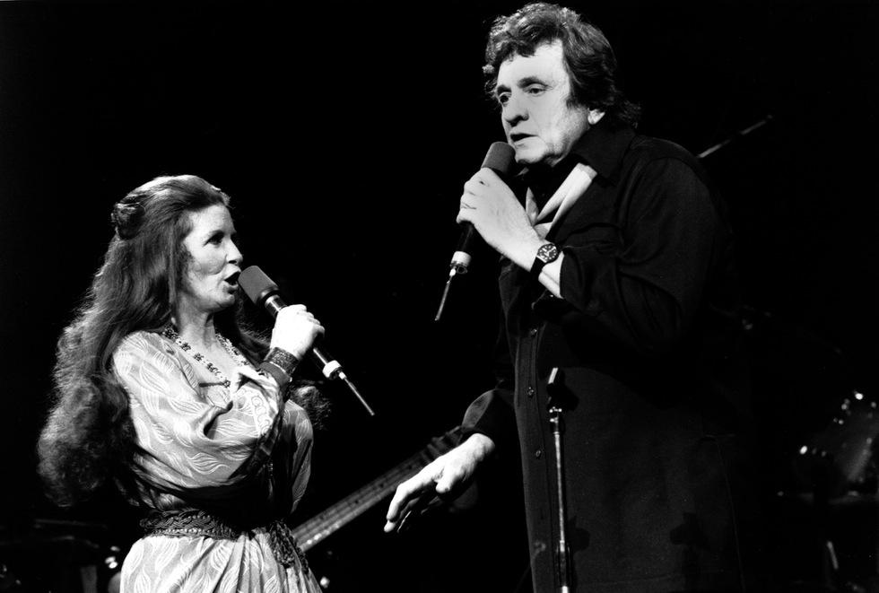 Johnny Cash June Carter Proposal