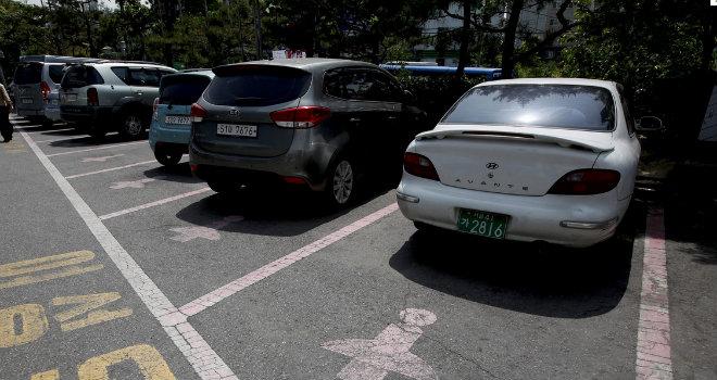 Parcheggi sole donne