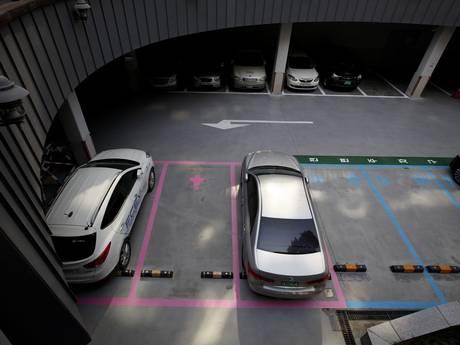 donne parcheggio