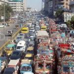 2. Karachi (Pakistan), Popolazione: 23 500 000, Anno di rilevamento: 2013