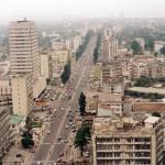 14. Kinshasa (RD del Congo), Popolazione: 8 754 000, Anno di rilevamento: 2010