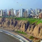 18. Lima (Perù), Popolazione: 7 605 742, Anno di rilevamento: 2007