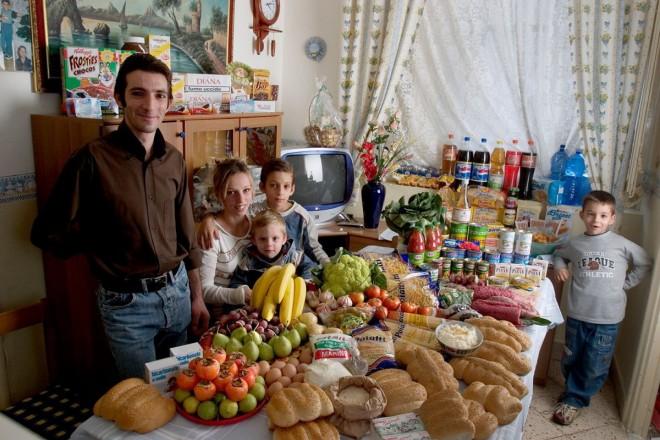 La famiglia Manzo della Sicilia_Italia