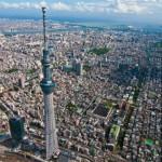 4. Tokyo (Giappone), Popolazione: 15 185 502, Anno di rilevamento: 2011