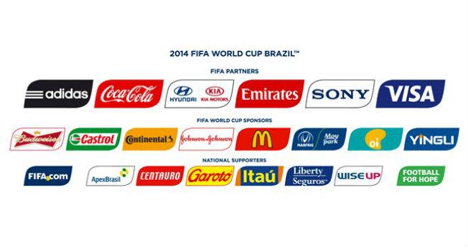 Brasile sponsor