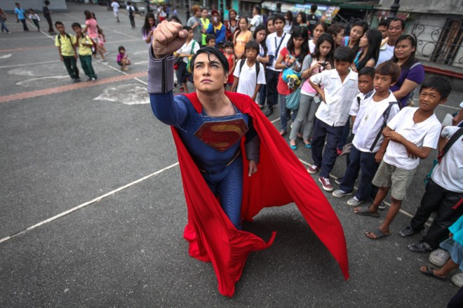Herbert-Chavez-Superman-Surgery-Pose