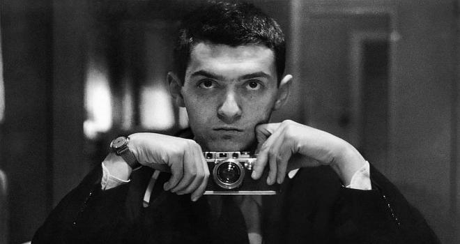 Kubrick- autoritratto