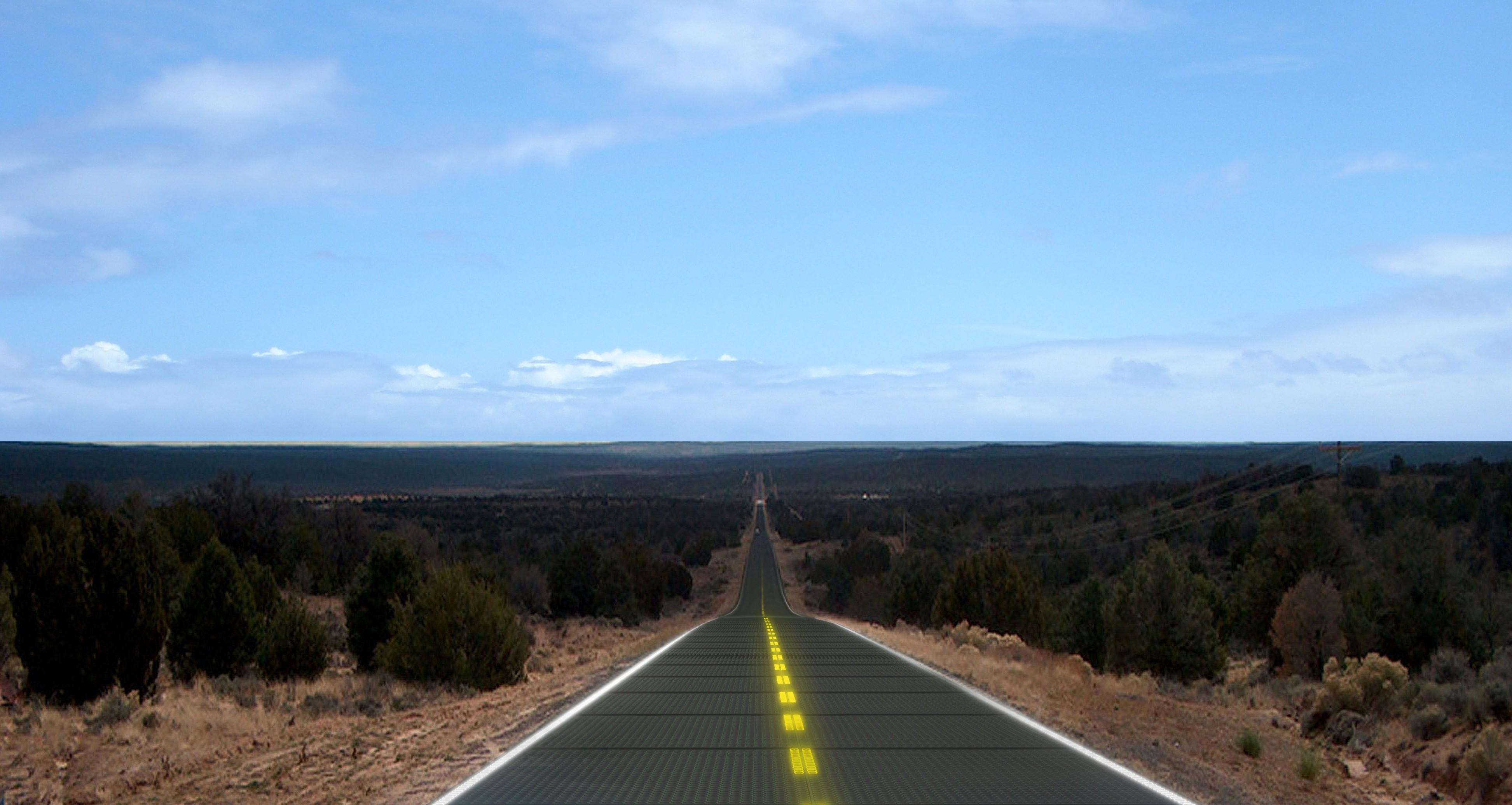 Roadway image
