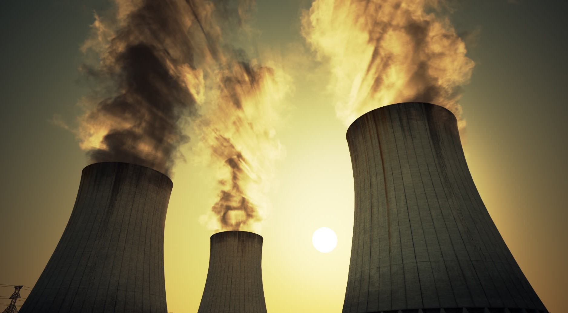 stock-footage-nuclear-power-plant-three-large-tall-cement-chimneys-cooling-towers-exhausting-smoke-and-fumes