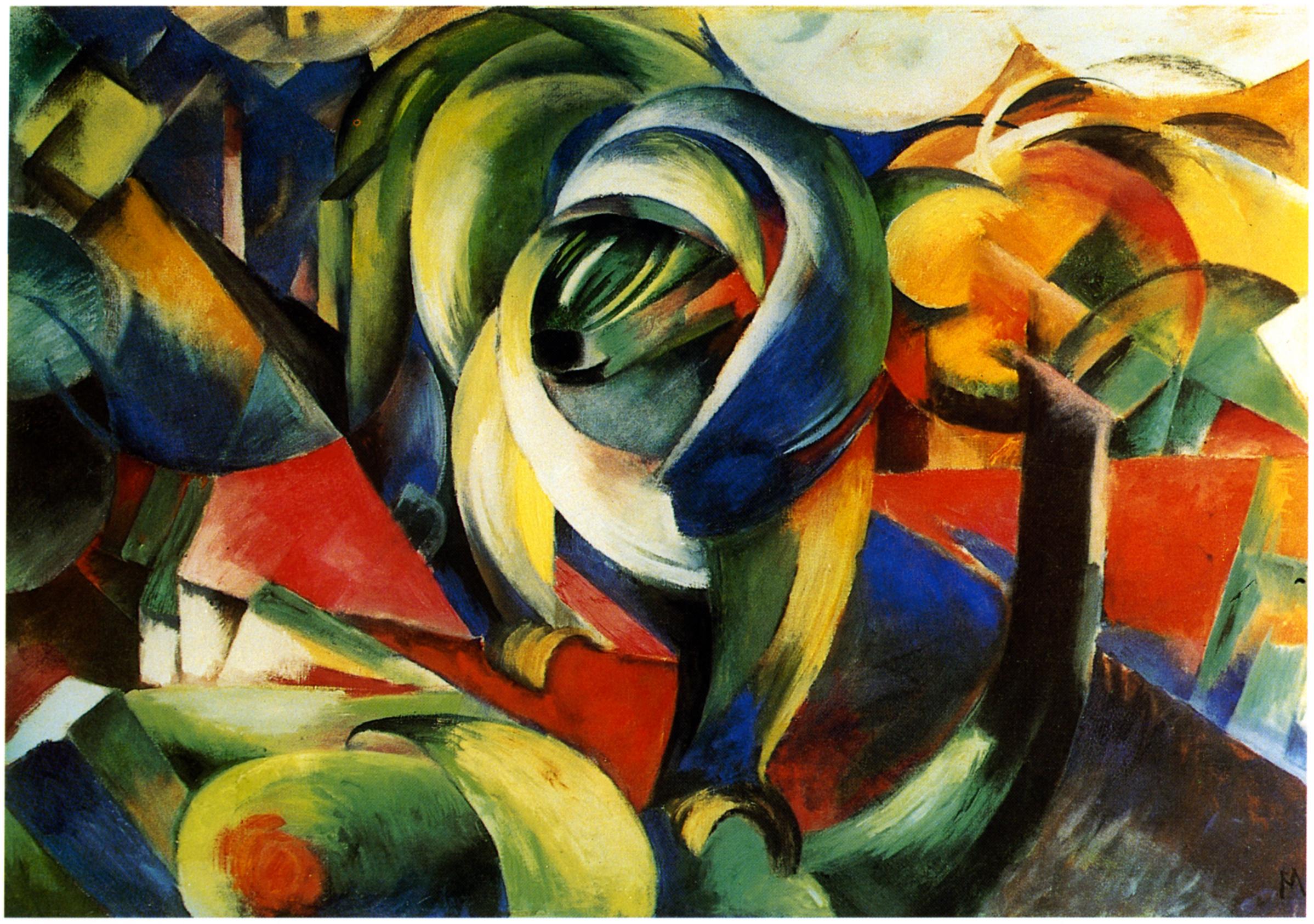I 10 famosi artisti morti durante la prima guerra mondiale for Quadri contemporanei