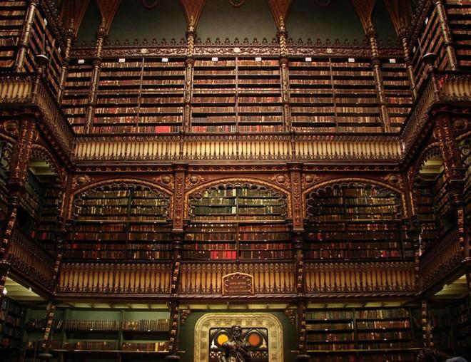 Biblioteche più Famose biblioteca rio