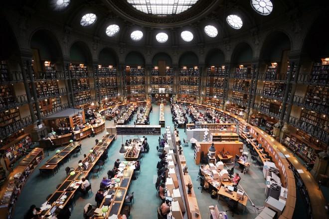 Biblioteche più Famose Biblioteca francia