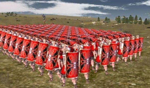 pazzie sui romani