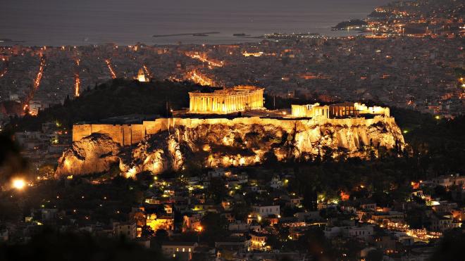 Acropili di Atene