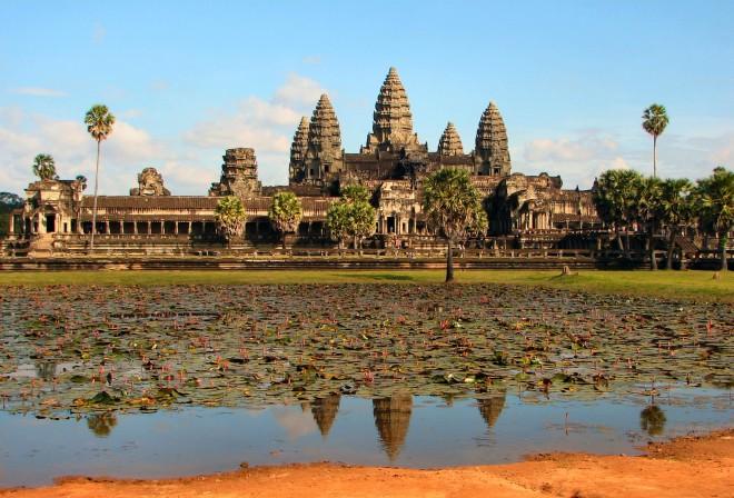 Angkor- Wat grande