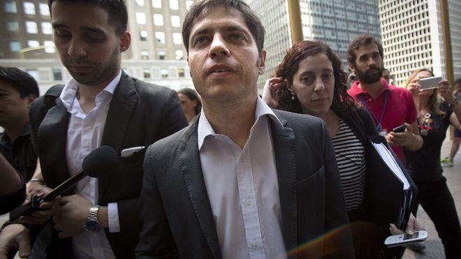 Default argentina KICILLOF