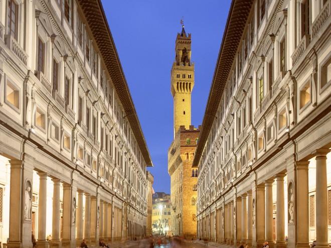 Galleria Uffizi