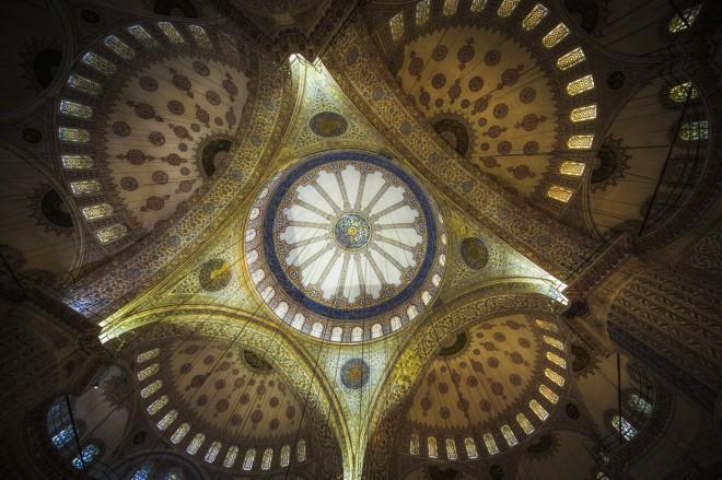 Istanbul Architettura