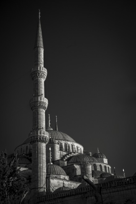Istanbul Moschea 2