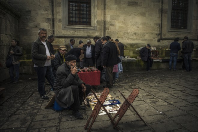 Istanbul street life