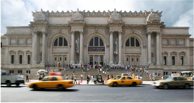 Metropolitan Museum cover