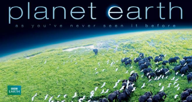 Pianeta Terra - Netflix