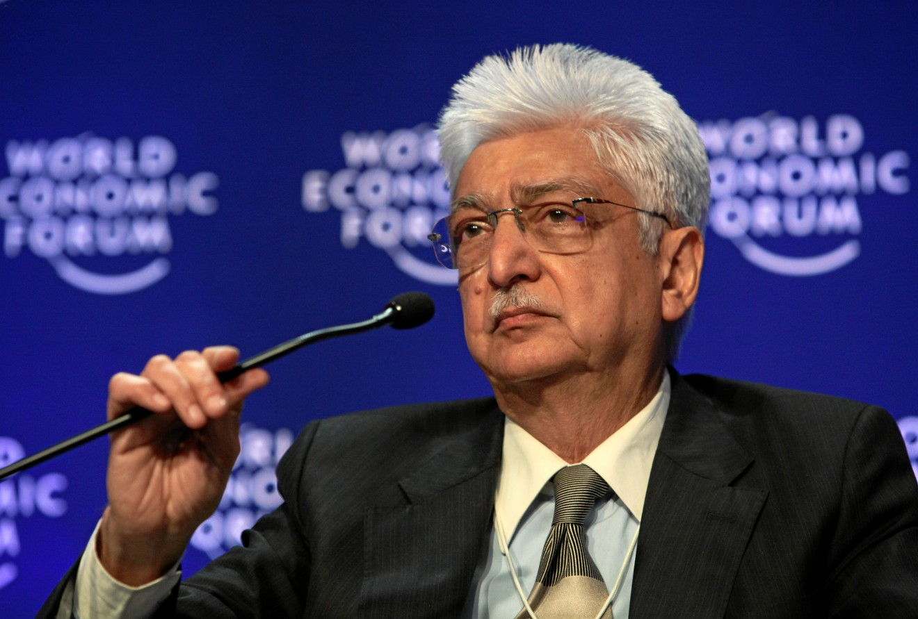 Global Industry Outlook 3:  Azim H. Premji