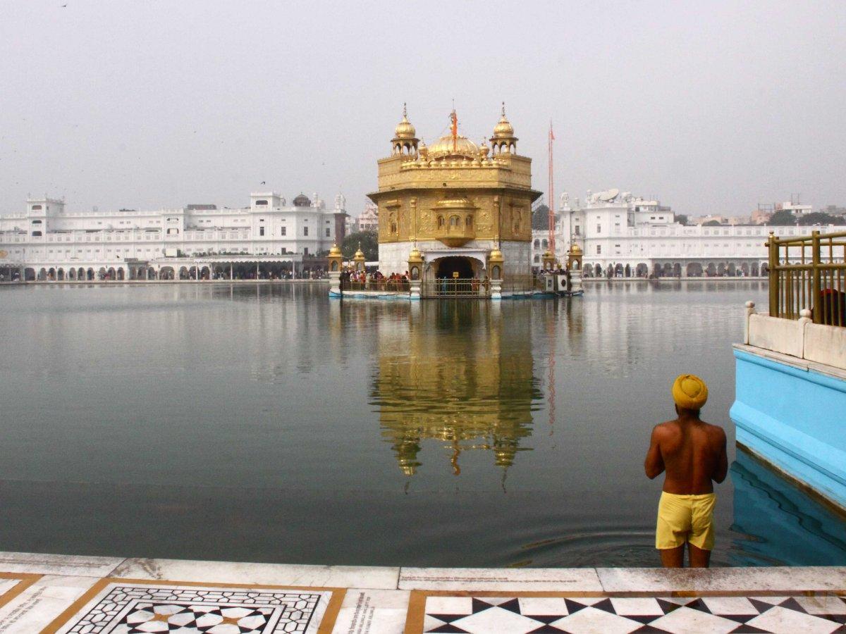 21 Edifici da vedere Tempio d'oro