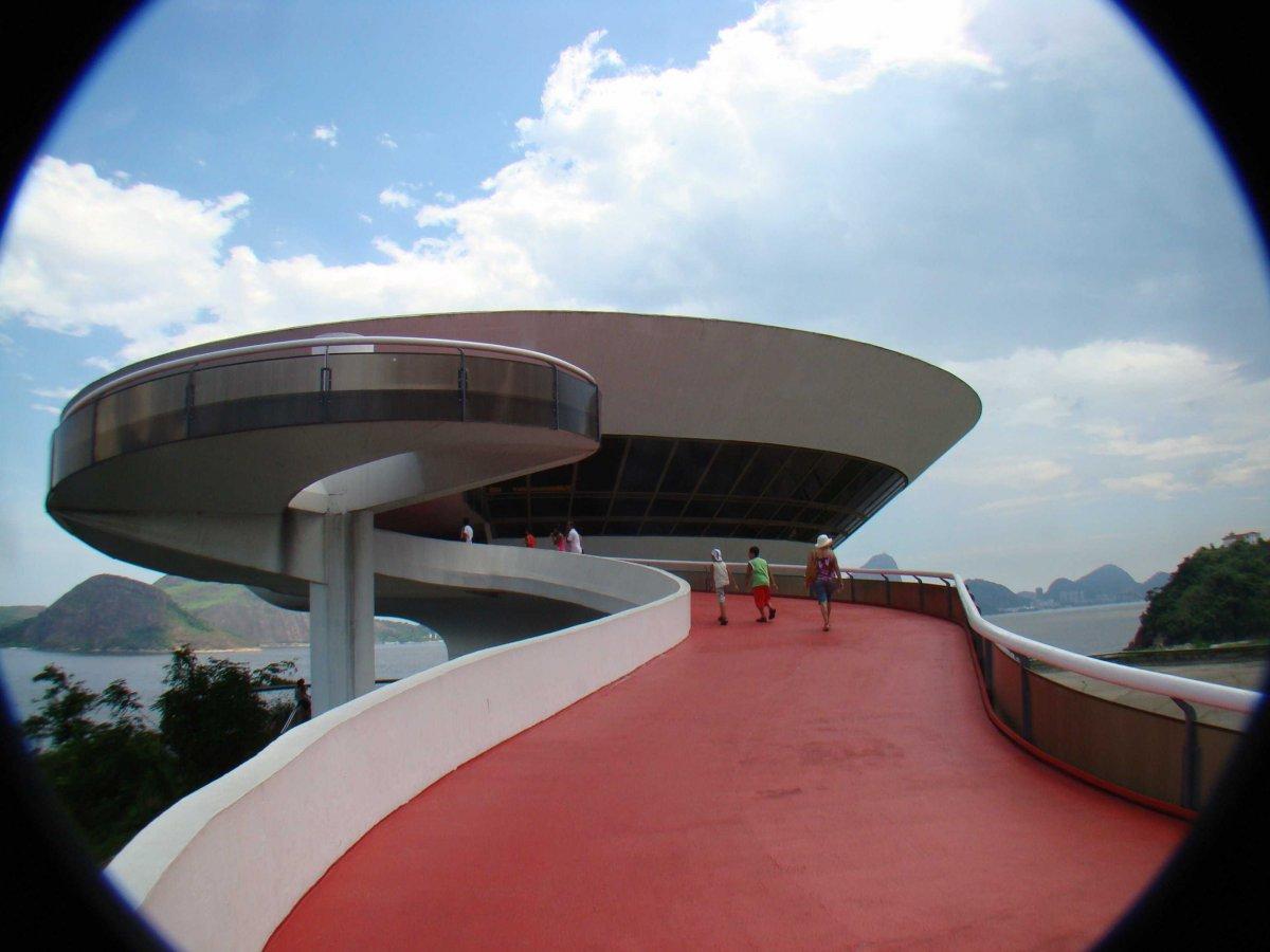 21 edifici da vedere Rio de janerio